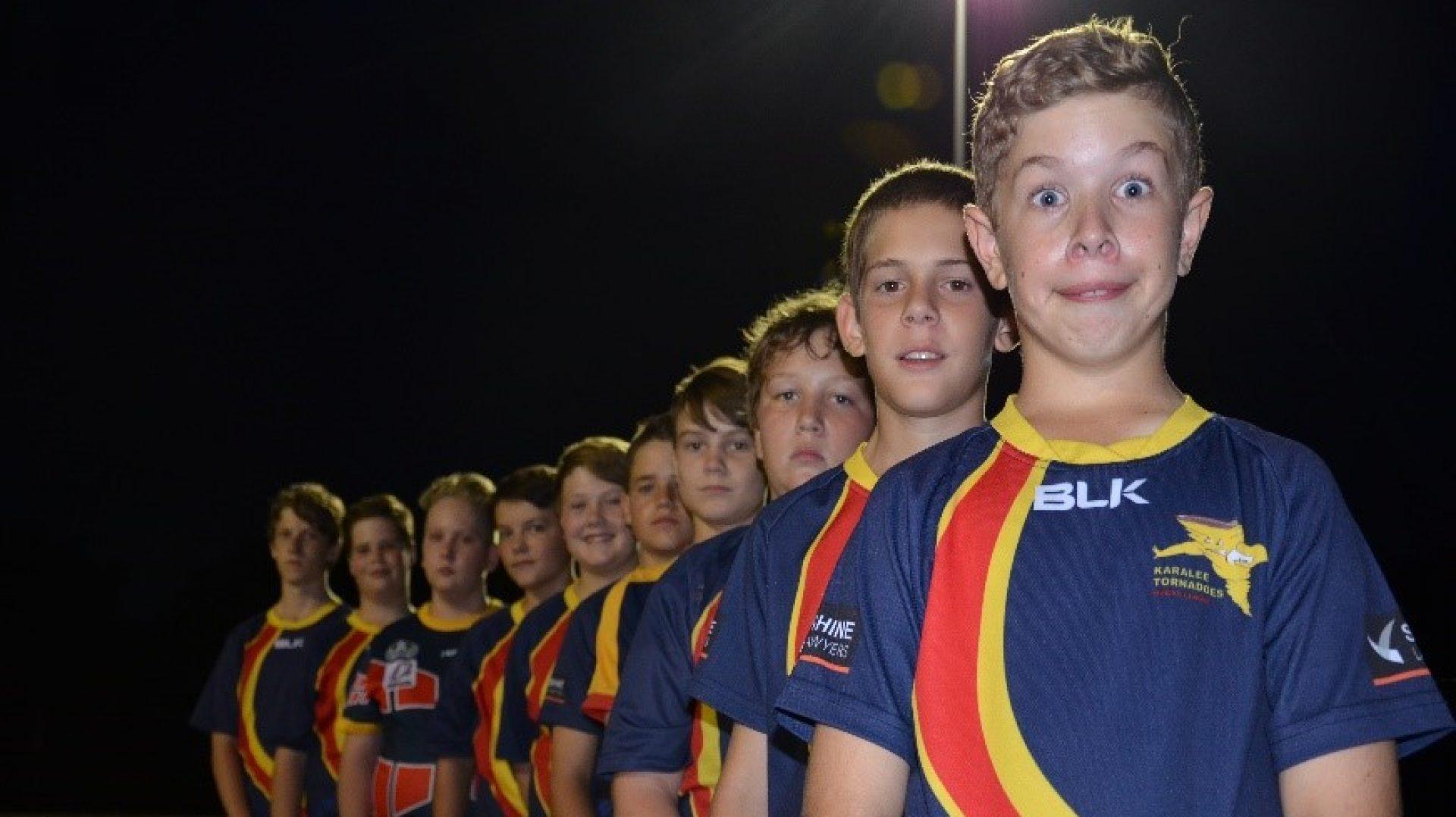 Karalee Tornadoes Junior Rugby League